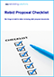article - rebid proposal checklist